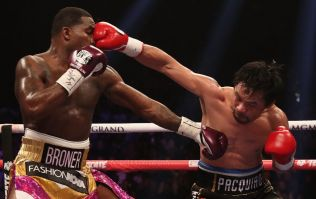 Adrien Broner gives controversial post-fight interview after loss to Manny Pacquiao via unanimous decision