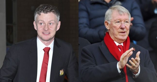 """Ole Gunnar Solskjaer is in """"daily contact"""" with Alex Ferguson"""