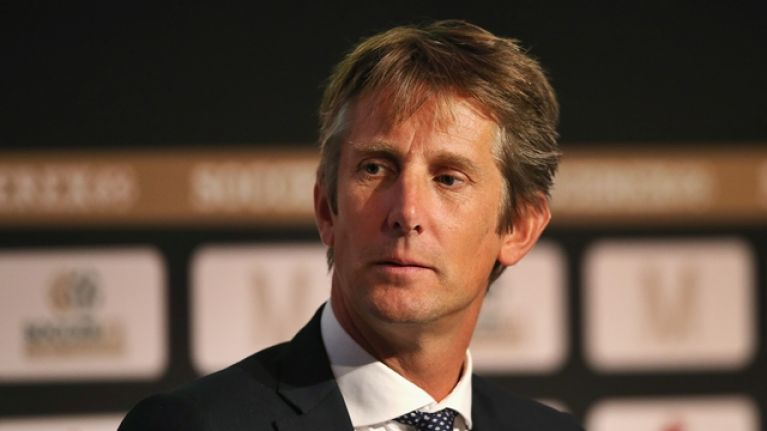 Edwin van der Sar in the running to be Manchester United's first ever director of football