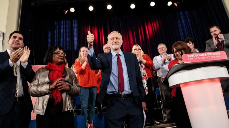 Jeremy Corbyn pushes for People's Vote on Brexit through new amendment