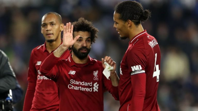 28e401359 Mohamed Salah deletes Twitter account after final cryptic tweet ...