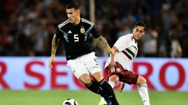 Chelsea target Leandro Paredes agrees deal to join PSG