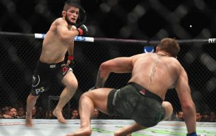 Khabib Nurmagomedov explains why he targeted Dillon Danis at UFC 229