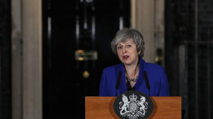 83 per cent of voters think 'the entire political establishment has failed the country' on Brexit