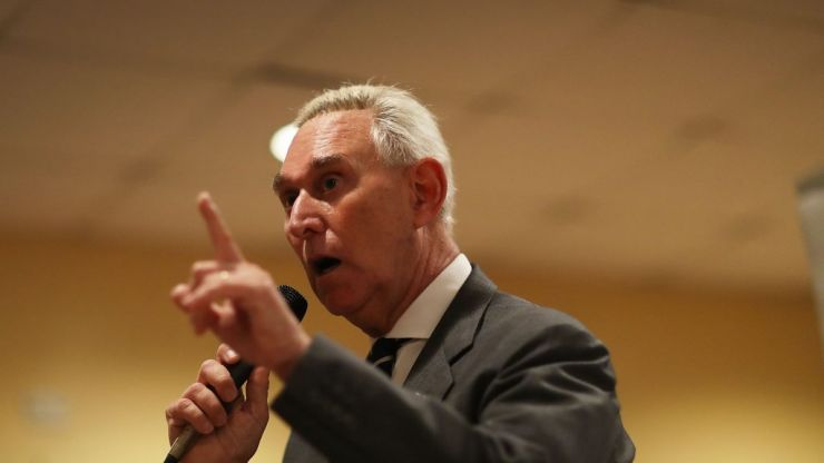 Trump ally Roger Stone arrested in FBI investigation into Russian political interference