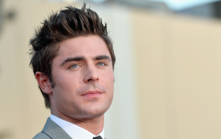 Zac Efron no longer looks anything like Ted Bundy after dying hair platinum blonde
