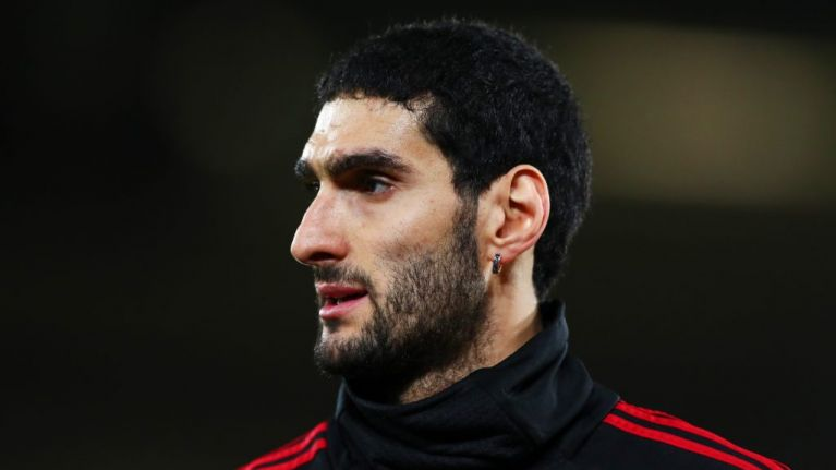 fcb910e3a Manchester United  in talks with Chinese club  over sale of Marouane  Fellaini