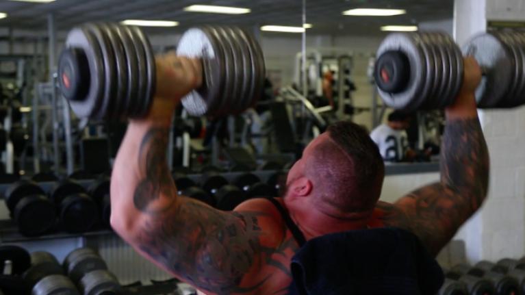 Build boulder shoulders with this brutal Eddie Hall workout