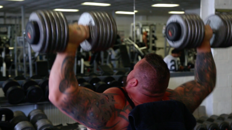 Build boulder shoulders with this brutal Eddie Hall workout