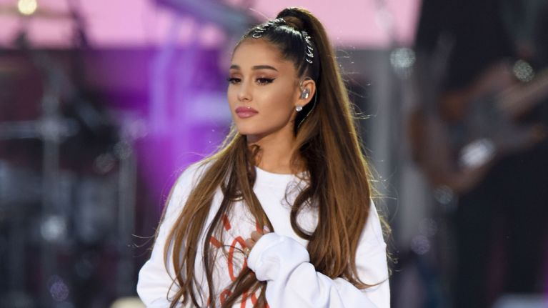 Ariana Grande tries to fix typo on Japanese tattoo, ends up getting new typo