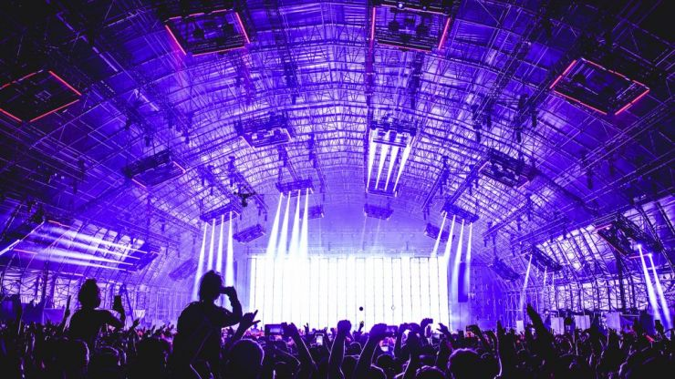 Creamfields release first wave of acts for 2019 line up