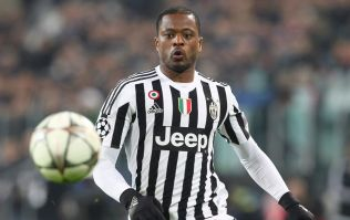 Patrice Evra has offered his services to injury ravaged Juventus, according to reports