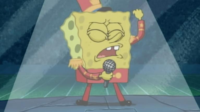 Maroon 5 will cover SpongeBob SquarePants' 'Sweet Victory' at Super Bowl LIII
