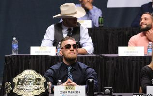 Dana White gives green light to Conor McGregor vs Donald Cerrone