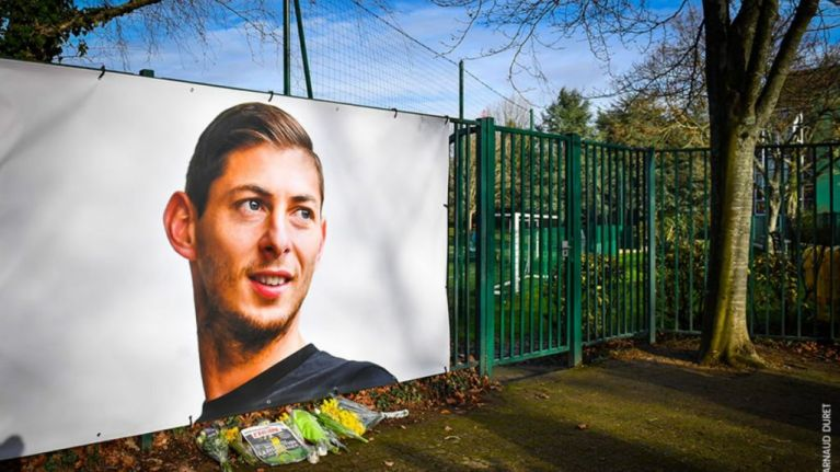 The plane carrying Emiliano Sala and David Ibbotson has been found