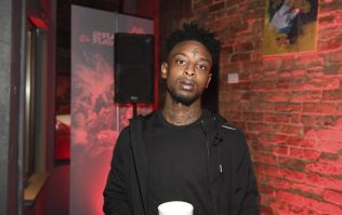 21 Savage was born in East London, according to records