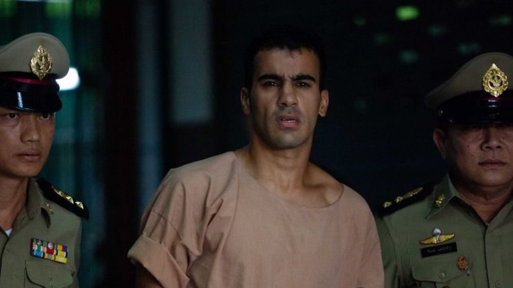 Refugee footballer Hakeem al-Araibi pleads not to be sent to Bahrain before extradition hearing