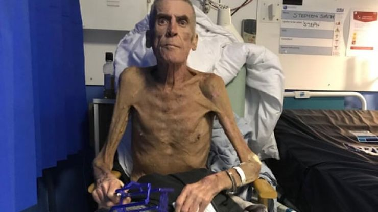 DWP apologises for telling starving man to get a job