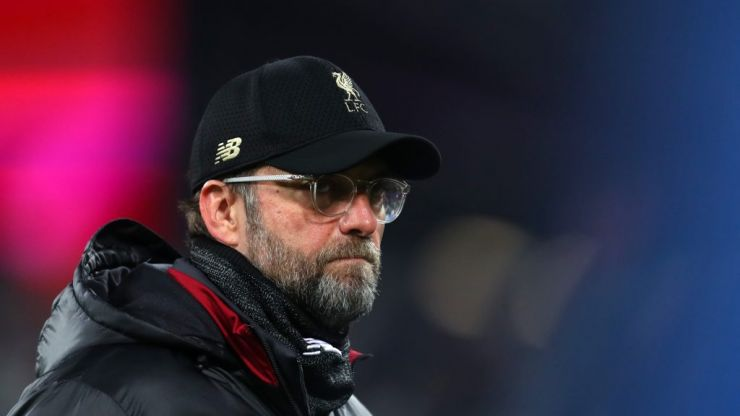 Jurgen Klopp asked to explain post-match comments about referee Kevin Friend
