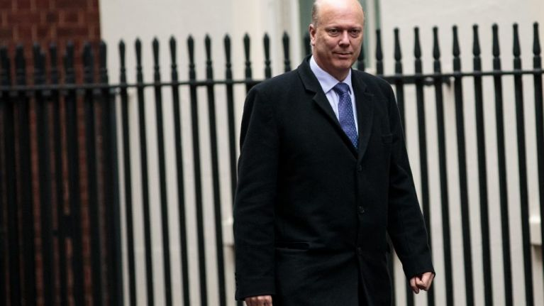 Chris Grayling says the European Union is to blame for no deal Brexit crisis