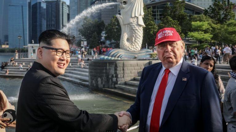 Trump announces second North Korea summit