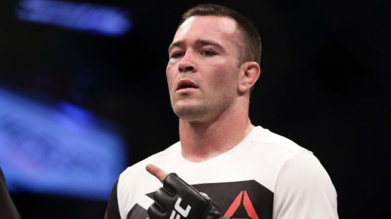 Colby Covington threatens legal action against UFC