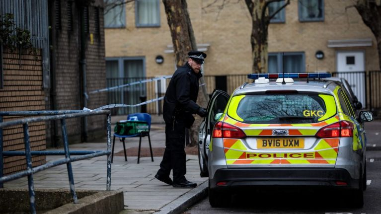 Teenager stabbed to death close to Prince George's primary school, two arrested