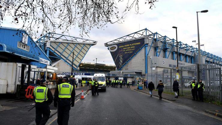 Man arrested following Millwall vs Everton disorder