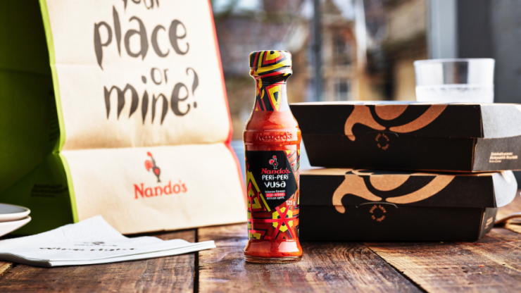 Nando's is now selling its hottest ever sauce