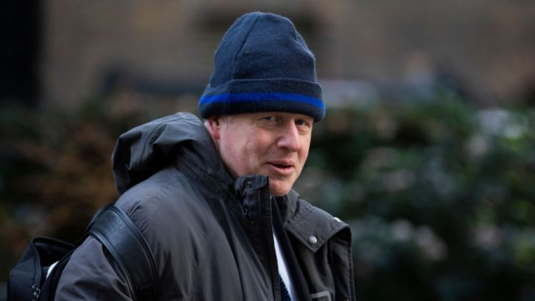 Boris Johnson earned £51,250 for giving a single speech last month