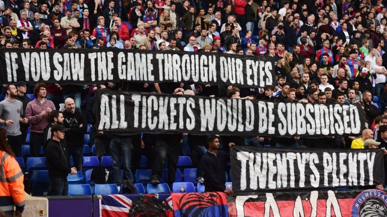 Premier League clubs to discuss whether to scrap £30 away ticket cap