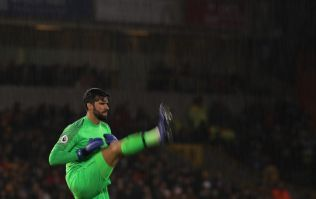 Liverpool goalkeeper Alisson has already got the hang of the Scouse accent