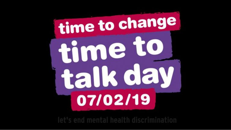 Time to Talk Day reminds us how important conversations can be for people's mental health