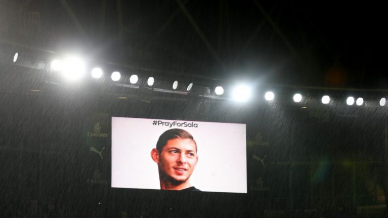 Body found in plane wreckage formally identified as that of Emiliano Sala