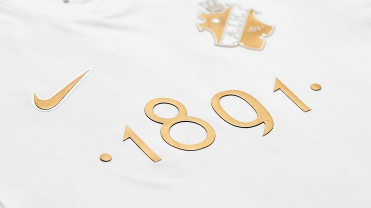 AIK to launch stunning limited edition 1891 White Edition shirt