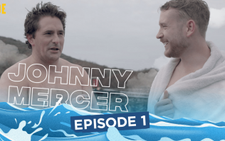 Tory Baywatch: Johnny Mercer takes us surfing