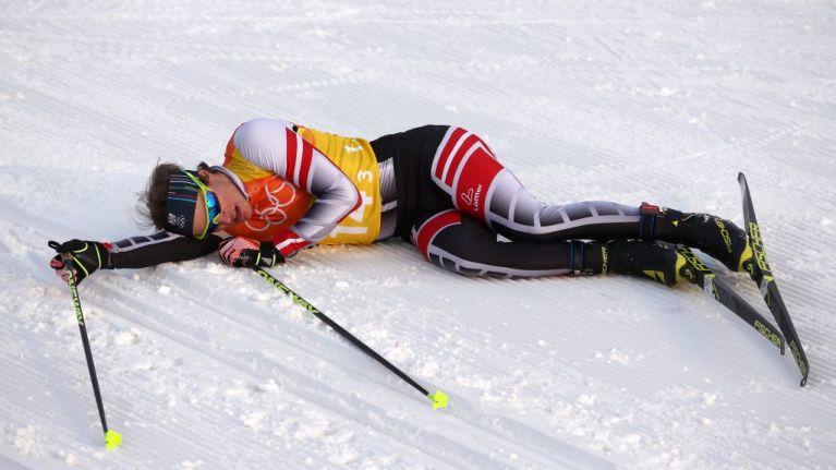 Dream job involves sending you to Sweden to get paid to ski badly