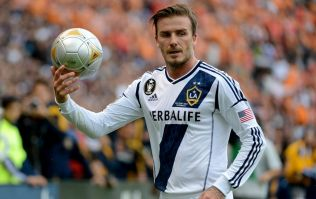 LA Galaxy to erect statue of David Beckham