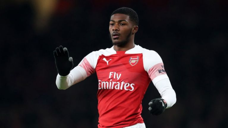 Ainsley Maitland-Niles responds to to abusive Arsenal fans on Instagram