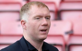 Paul Scholes set to be announced as manager of League Two club tomorrow