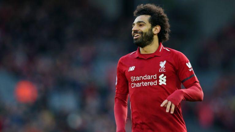 Mohamed Salah has shaved his beard off