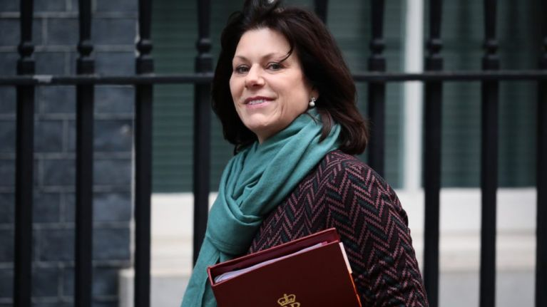 Tory minister says her party has been taken over by 'bollocks talking zealots'