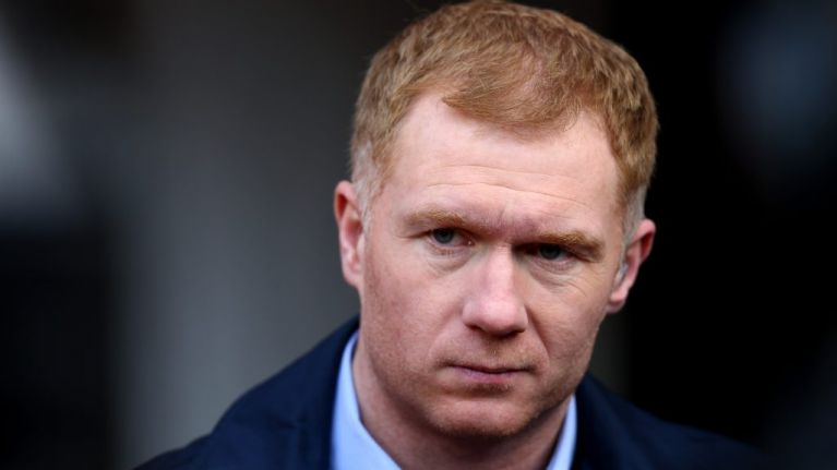 Paul Scholes officially confirmed as new Oldham Athletic manager
