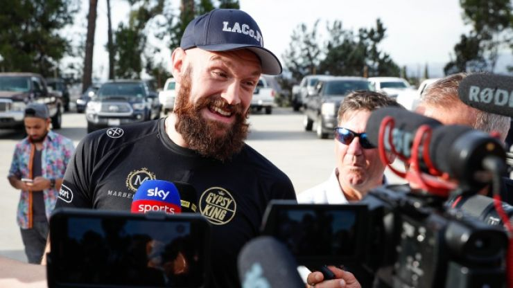 Tyson Fury set for considerably bigger purse for Deontay Wilder rematch