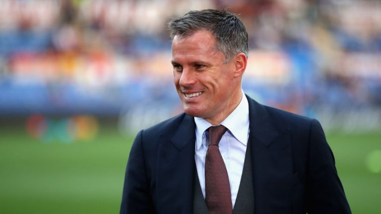 Jamie Carragher makes stunning gesture to Liverpool fan Sean Cox