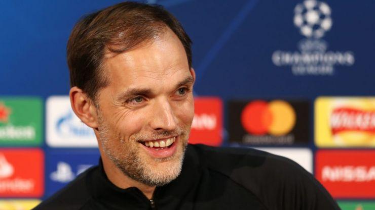 Paris Saint-Germain starting XI for Man Utd game 'leaked'