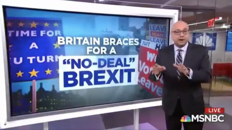 The NHS are reportedly stockpiling bodybags in case a no-deal Brexit goes ahead