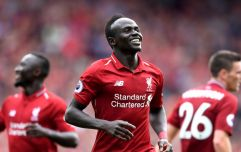 Sadio Mane's Instagram suggests he thoroughly enjoyed Man Utd's PSG defeat