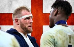 James Haskell on his unforgettable introduction to Maro Itoje on England duty