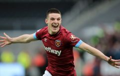Declan Rice has made a decision on his international future
